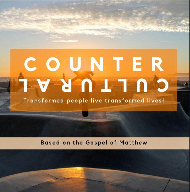 Being COUNTER CULTURAL Is Being Salt And Light Sermons – Flood